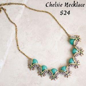 Plunder Chelsie necklace